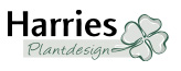 Logo Harries Plantdesign